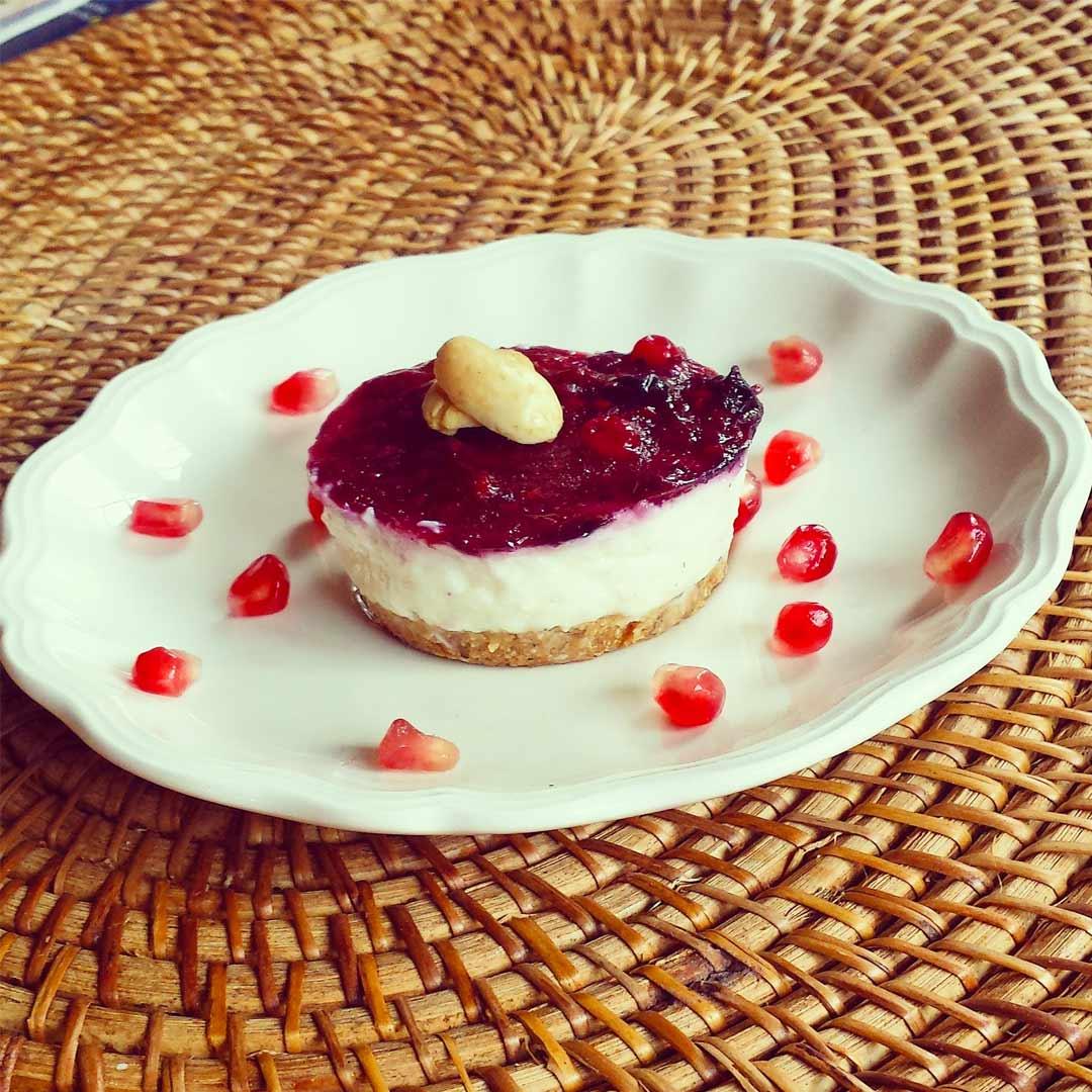 Proteine-cheesecake