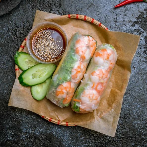 vietnamese-spring-rolls recept