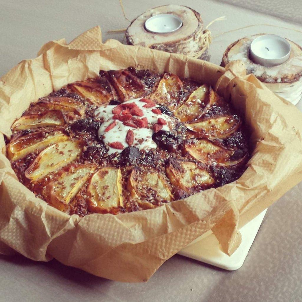 Carrot cake ontbijt