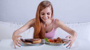 Eten zonder te loggen: hoe moet dat?