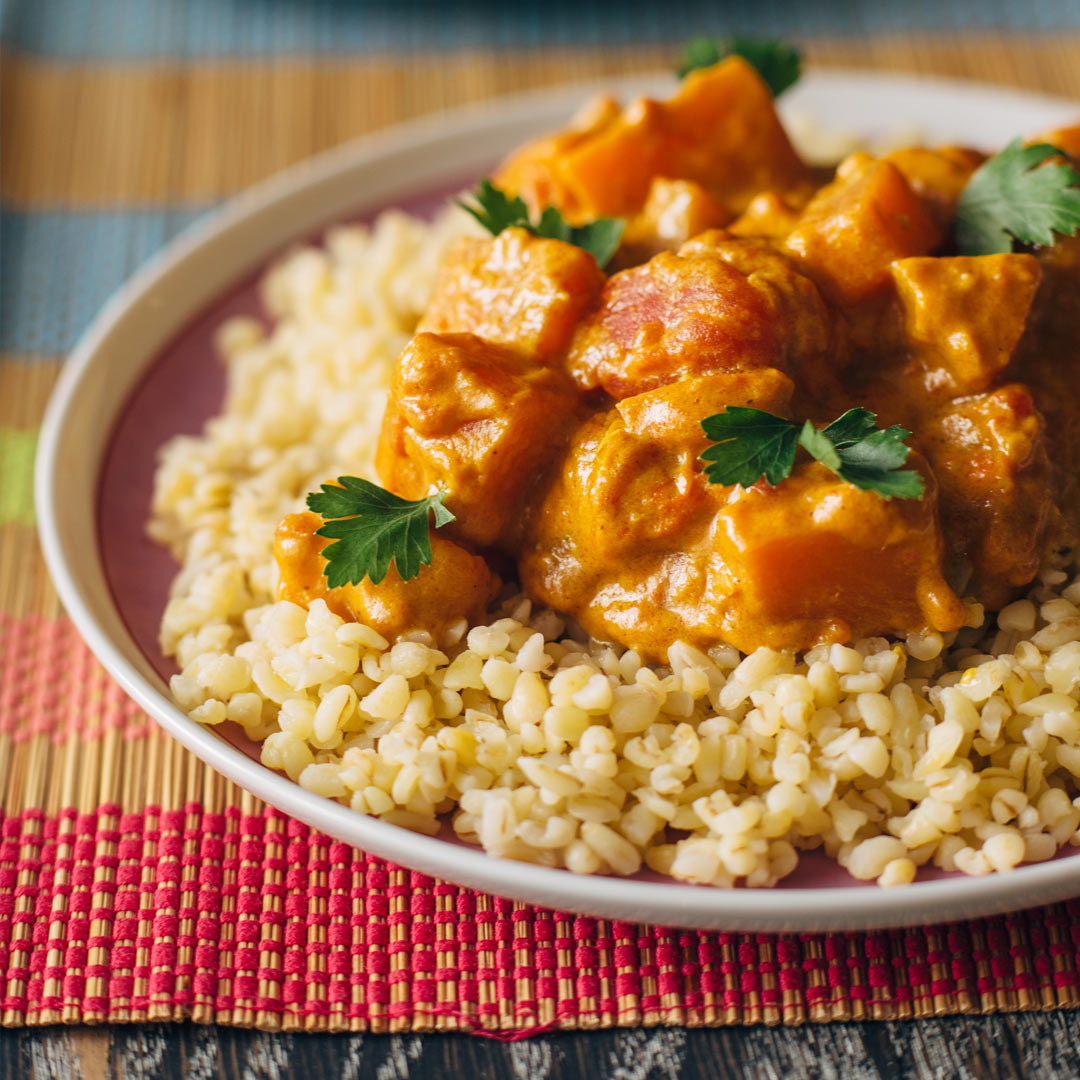 Curry-met-zoete-aardappel-recept