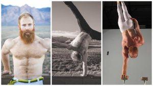 Interview with acrobat Yuri Marmerstein