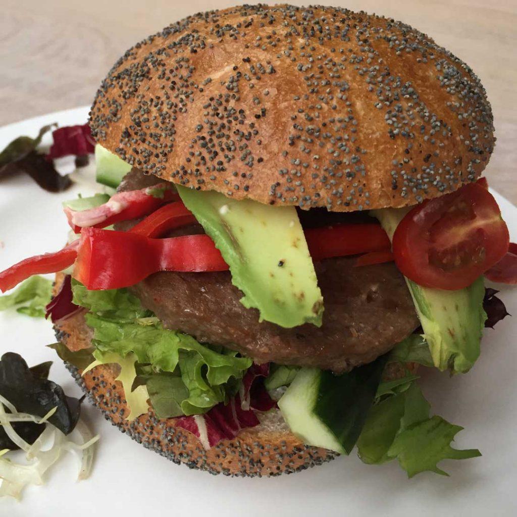 Avocadoburger