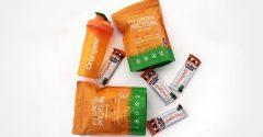Review: plantaardige eiwitshake van Orangefit