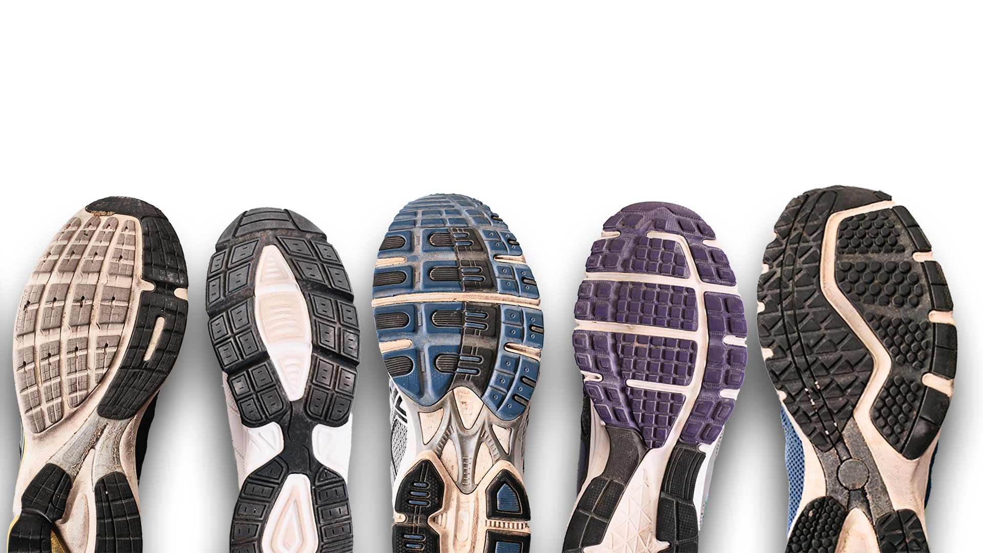 Tips voor het kopen van de juiste sport en fitnessschoenen