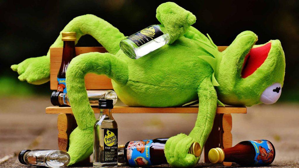Alcohol gebruik