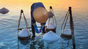 Is speciaal of duur zout gezonder?