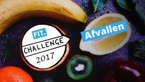 Doe mee aan de FIT 2017 Afvallen Challenge