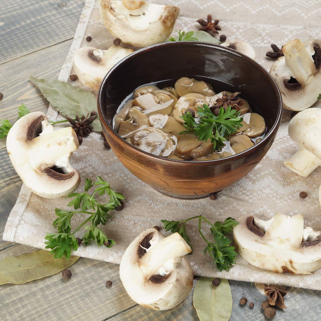 Champignonsoep-recept