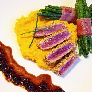 speciale sesam tonijn