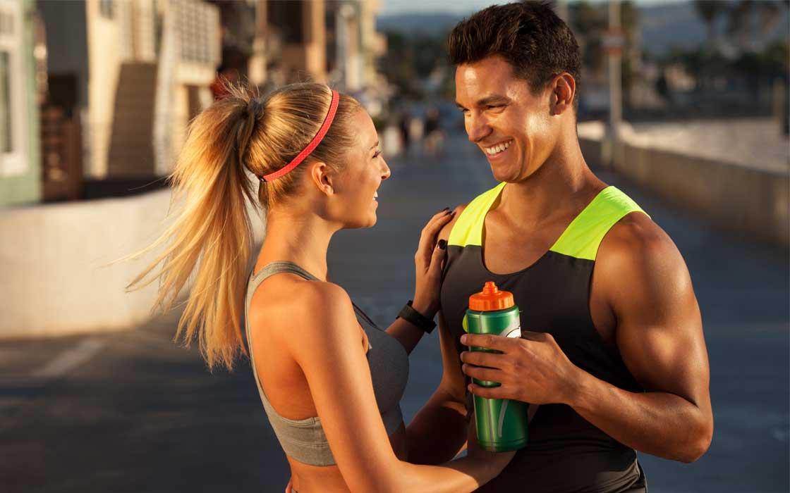 7 vereisten voor een goed trainingsmaatje