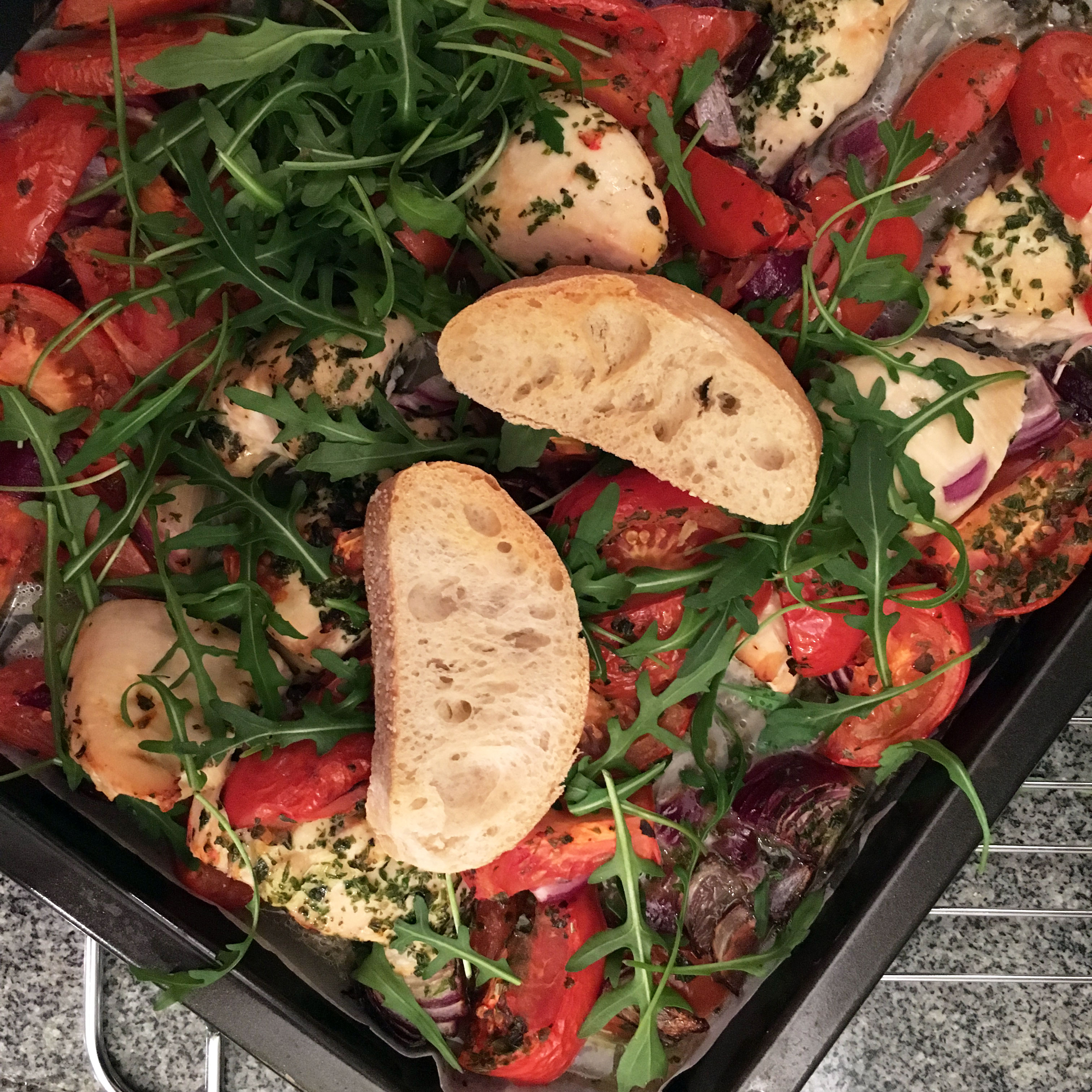 Ciabatta-met-kip-en-tomaat