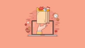Maak je gezondere keuzes als je online boodschappen doet?