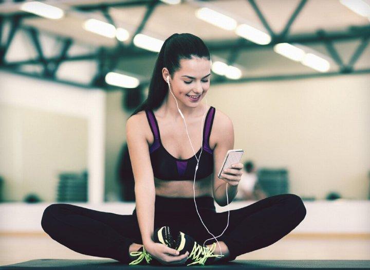 Gym telefoon