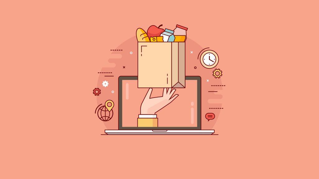 Supermarkt online bestellen