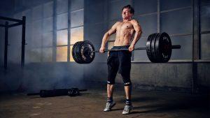 Interview met krachtsporter en bodybuilder Nick Fennema