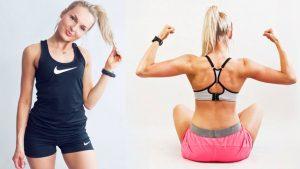 Interview met fitnessmodel Kasia Kaczynska
