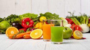 FIT Challenge: 800 gram groente en fruit in één dag