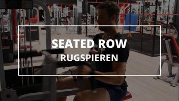 Seated-row