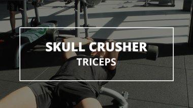 Skull-crusher