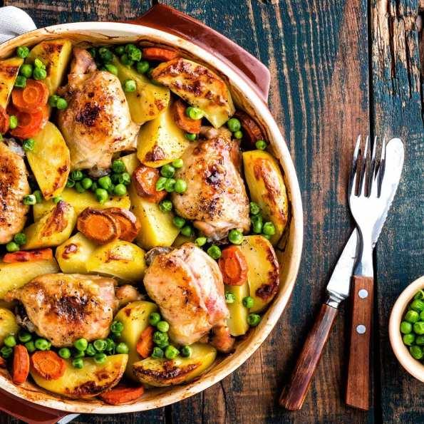 Ovenschotel-met-aardappel-en-kip-recept