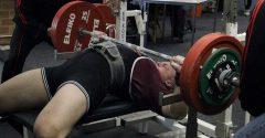 Interview met Nederlands Kampioen Powerlifting Jordi Snijders
