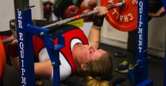 Interview met vegan powerliftster Sanne Visser
