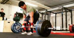 Interview met powerlifting talent Shawn Hoek