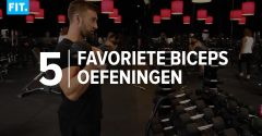 5 favoriete bicepsoefeningen