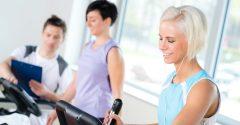 Onderzoek: 53,6% van de sportschoolbezoekers traint voor het uiterlijk