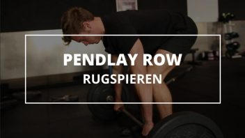 Pendlay-row