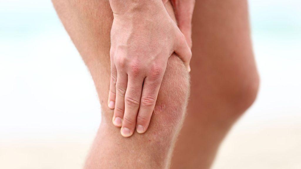 knieblessure-leg-extension