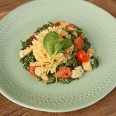 Recept_pasta_spinazie