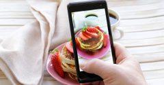 Onderzoek: eet je gezonder door food foto's te delen op Instagram?