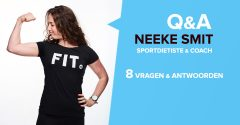 Q&A met onze sportdiëtiste Neeke