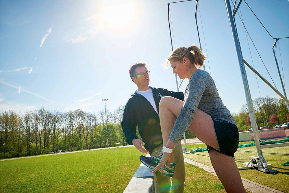 Maarten coach