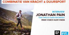 Interview met Jonathan Pain van team Complete Human Performance