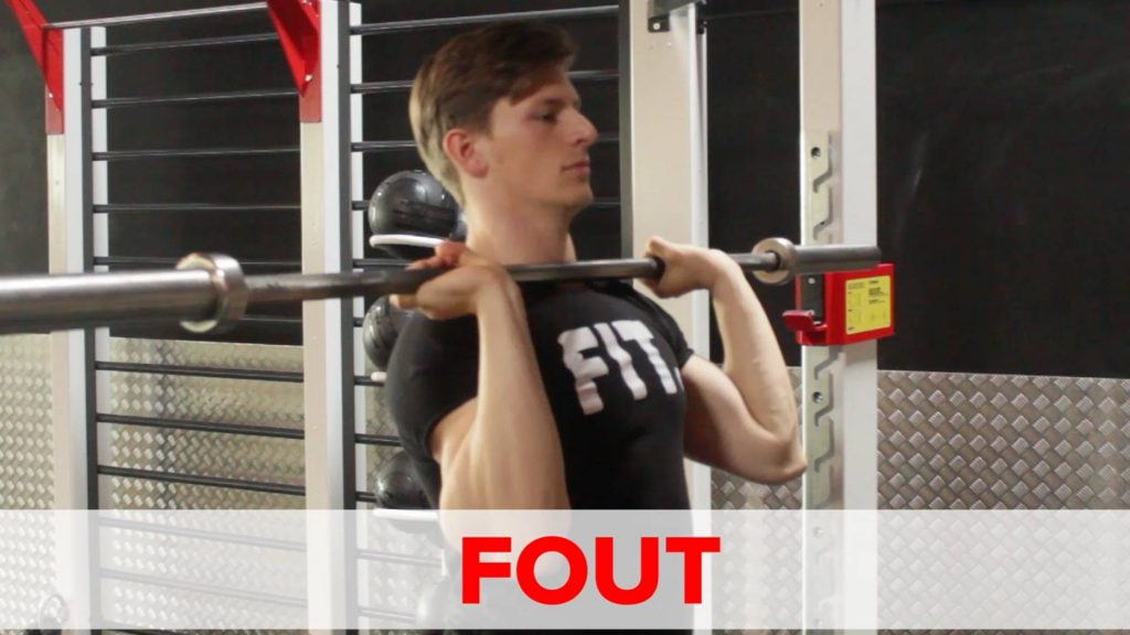 overhead-press-fouten