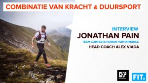 Interview met Jonathan Pain van team Complete Human Performance