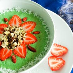 smoothie-bowl-groen