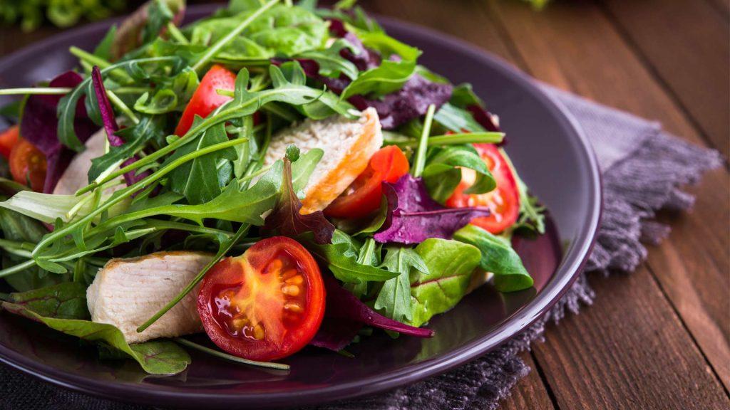 gezonde-salade-olie