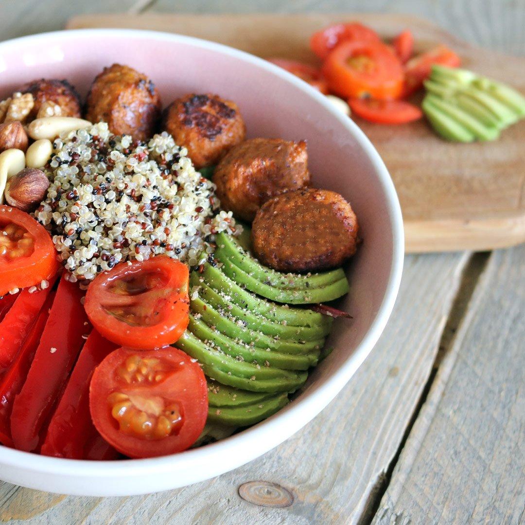 quinoa-salade