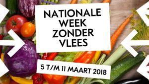 Doe jij mee aan de Nationale week zonder vlees?