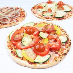 Wrap pizza recept