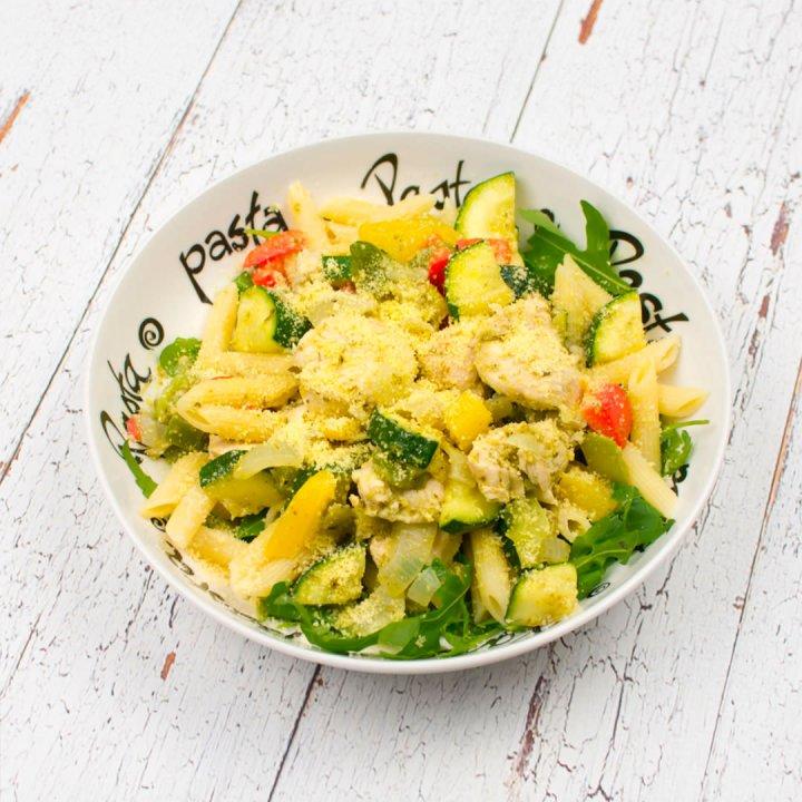 pasta-pesto-recept