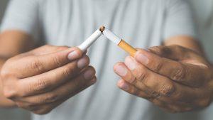 Stoppen met roken: hoe blijf ik op gewicht?