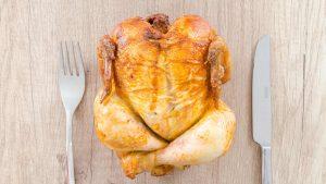 Zitten er in ons vlees veel kankerverwekkende hormonen?