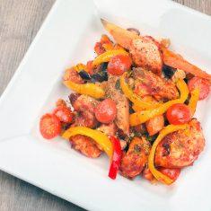 Gemarineerde-kip-met-zoete-aardappel