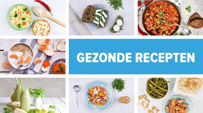 makkelijke eiwitrijke recepten