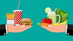 4 handige tips om gezonder te eten